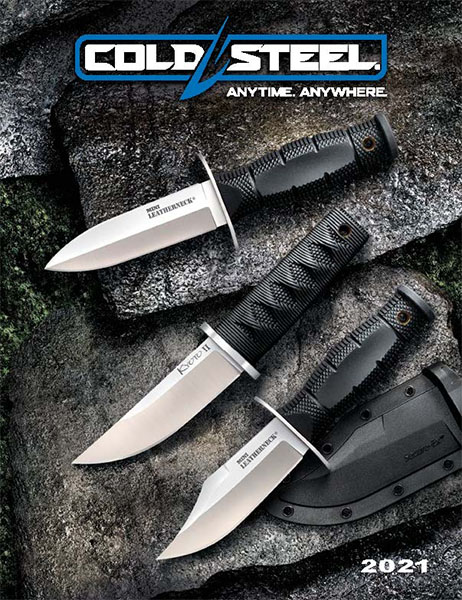 Cold Steel Catalogus 2021